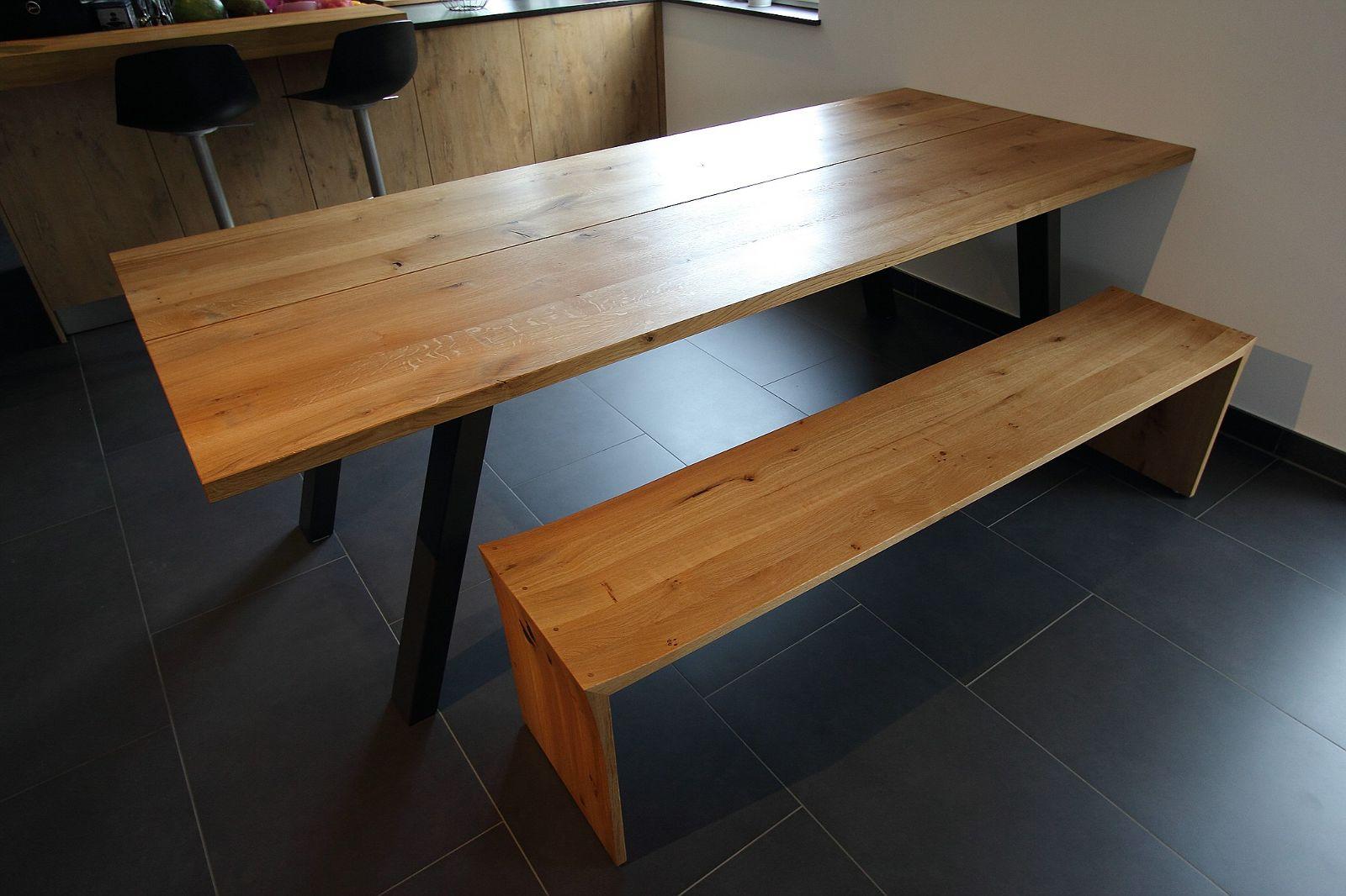 Matalia Möbel & Objekte - Tisch und Bank