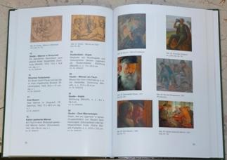 Seiten 52 und 53 des Lippmann-Katalogs