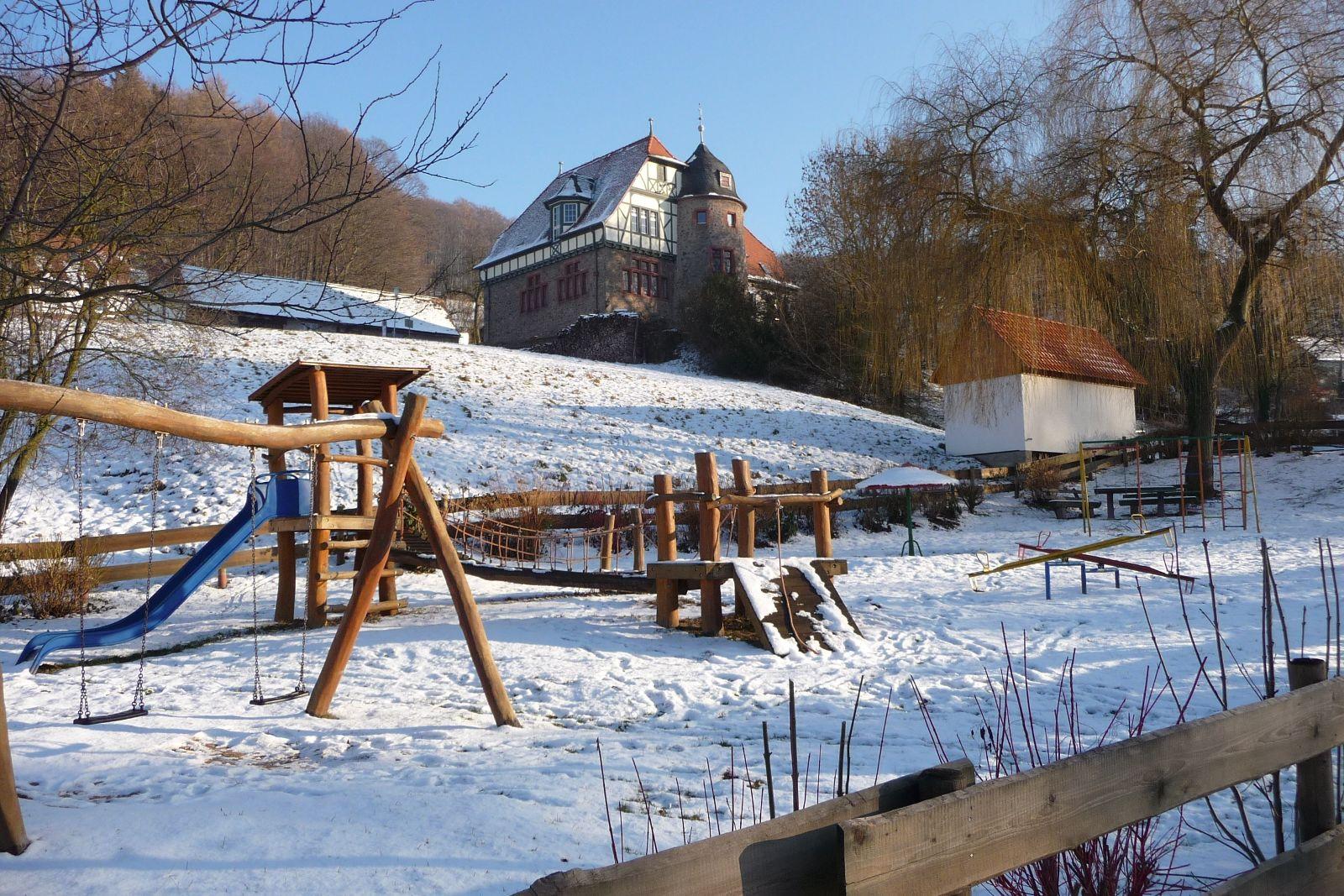 Steinau Schule - Foto Stephan Kühn